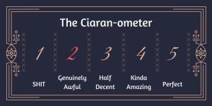 Ciaran-ometer XXX 3: Return Of Xander Cage